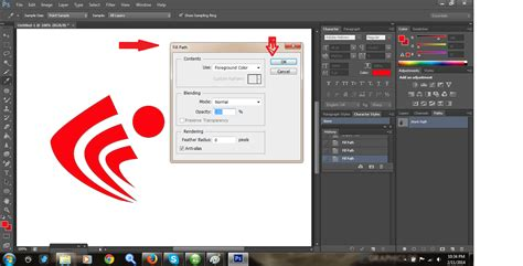 cara membuat logo nama di photoshop cs6 cha q membuat logo dengan photoshop cs6