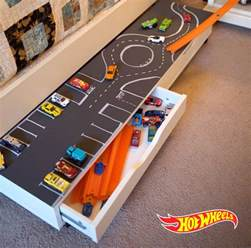 Wheels Wall Track Storage Room For Vroom 17 Ways To Organise And Store Cars
