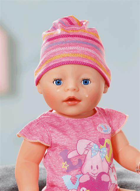 The Born baby born interactive baby born prima toys