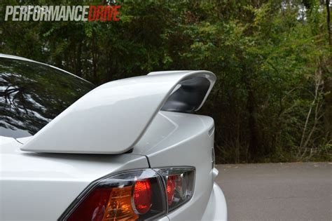 evo 10 spoiler 2013 mitsubishi lancer evolution x review video