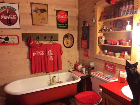 coca cola bathroom decor 2766 best coca cola images on pinterest