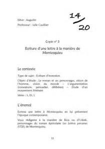 Exemple De Lettre Bac Francais Sle Cover Letter Exemple De Lettre Sujet D Invention