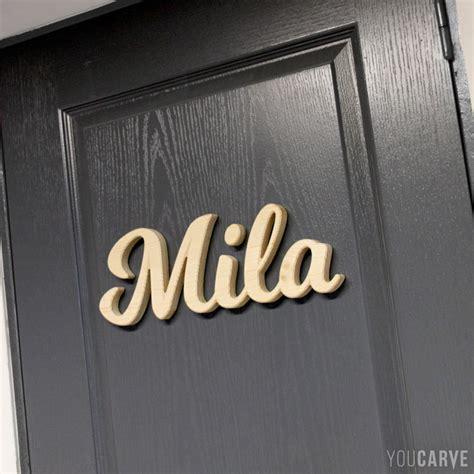 prenom sur porte chambre d 233 coupe de mat 233 riaux sur