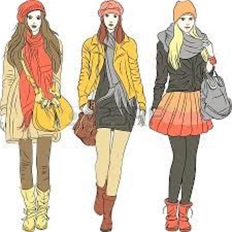 fashion illustration winter wear 1000 images about ontwerpen on kleding