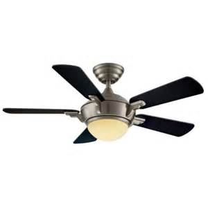 home depot fans for hton bay midili 44 in brushed nickel indoor ceiling