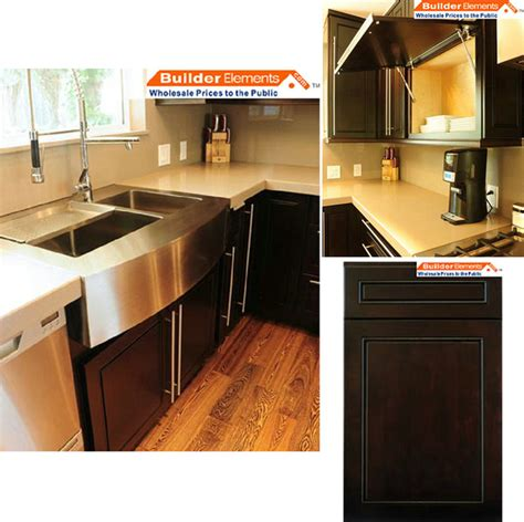 espresso maple cabinets kitchen images espresso maple kitchen cabinet real wood cabinets rta