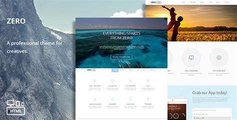 Themeforest Zero   zero v1 3 responsive multi purpose html theme free