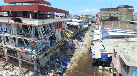 imagenes sorprendentes del terremoto en ecuador manta tocada por el terremoto el diario ecuador