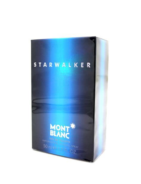 Parfum Ori Mont Blanc Starwalker 100ml Edt mont blanc starwalker eau de toilette edt f 252 r m 228 nner