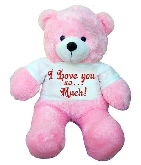 Where Can I Buy A Pink Gift Card - pick n play 2 feet big pink teddy bear i love you buy pick n play 2 feet big pink
