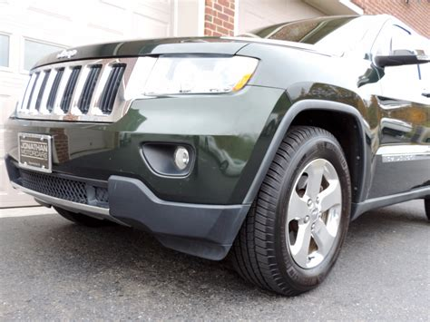 used jeep cherokee 2011 jeep grand cherokee limited stock 552110 for sale