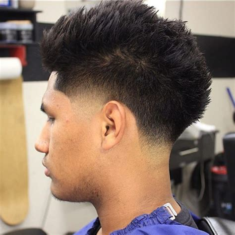 blowout taper images reverse search fade haircut guide 5