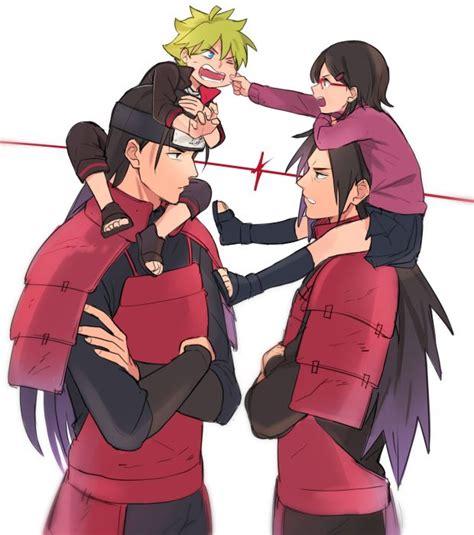 229 best sarada uchiha images on anime