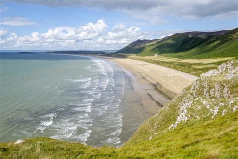 Rhossili Bay Cottages by South Wales Holidays Quality Cottages