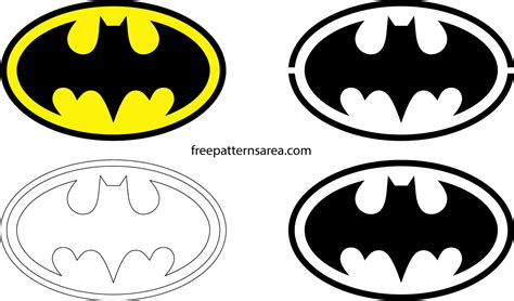 svg symbol pattern batman logo png www pixshark com images galleries with