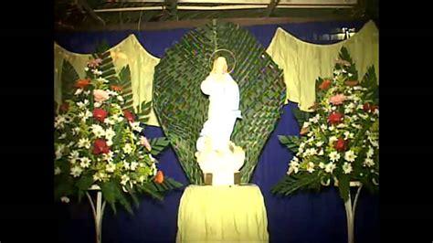 arreglo con globos para altar virgen de guadalupe altares a la virgen maria en el viejo youtube