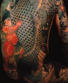 in japan getting a tattoo means you can never go home