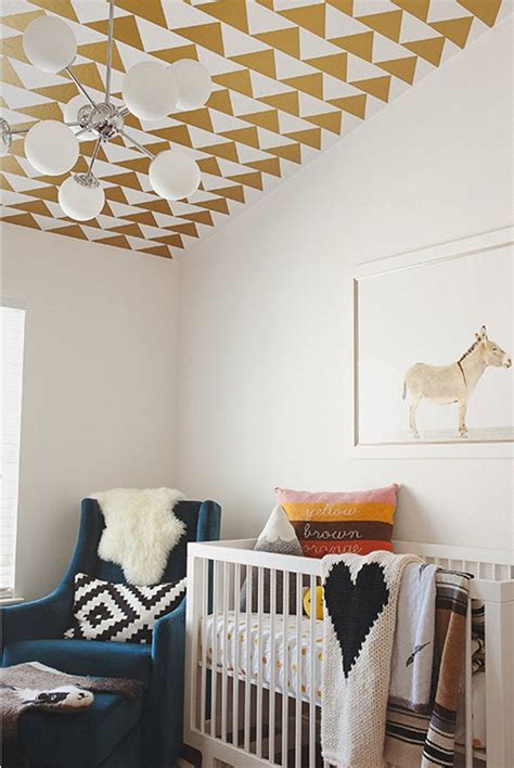 Nursery Ceiling Decor Designer Nursery Room Archives Simplified Bee
