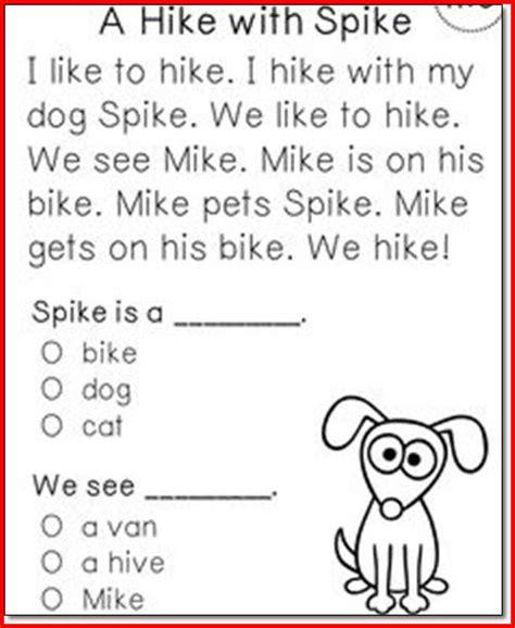 1st Grade Worksheets Pdf by 1st Grade Reading Comprehension Worksheets Pdf