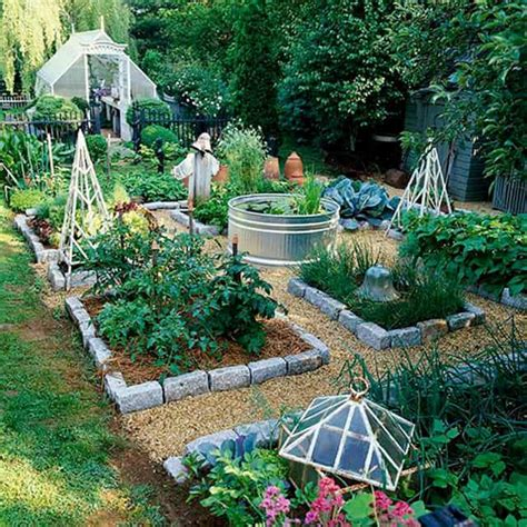 Garden Boundary Ideas 42 Stunning Garden Bed Edging Ideas That You Need To See