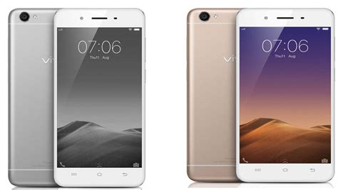 Hp Vivo Saat Ini ulasan spesifikasi dan harga hp android vivo y55l segiempat