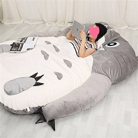 norson my totoro sleeping bag sofa bed bed bed mattress for warm
