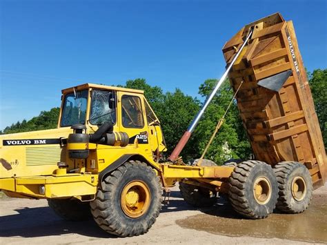 volvo highway trucks for sale used 1987 volvo a25 for sale 1252