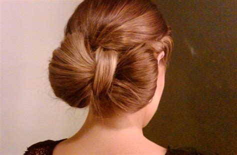 diy hairstyles bow wedding hair diy tutorials bow bun bridal updo onewed com