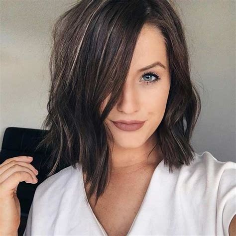 shoulder length textured hairstyles 31 best shoulder length bob hairstyles shoulder length