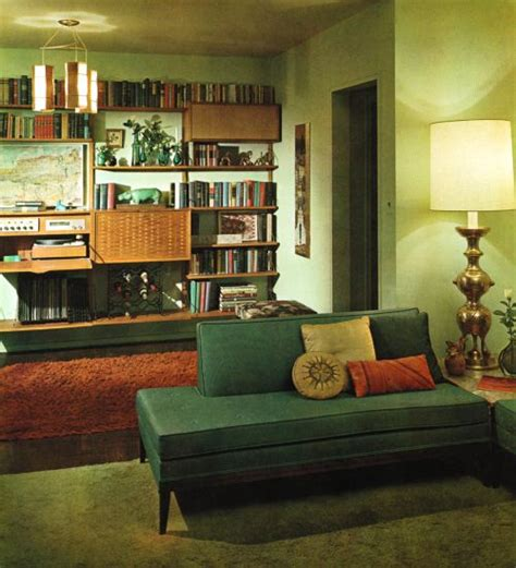 vintage home interior design best 25 1960s decor ideas on 60s home decor