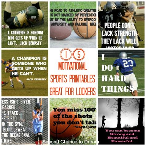 printable sports quotes sports motivational quotes like success