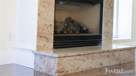 Brown Marble Fireplace by Ivory Brown Granite Fireplace Surround