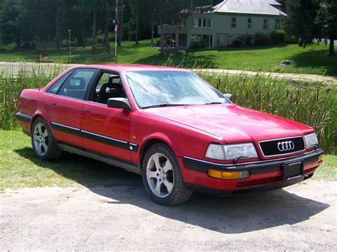 how to fix cars 1990 audi v8 auto manual redline engineering