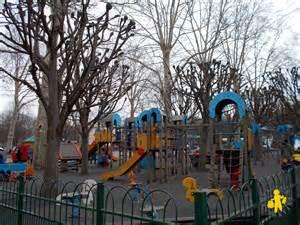 jardins luxembourg avec des enfants voyages et