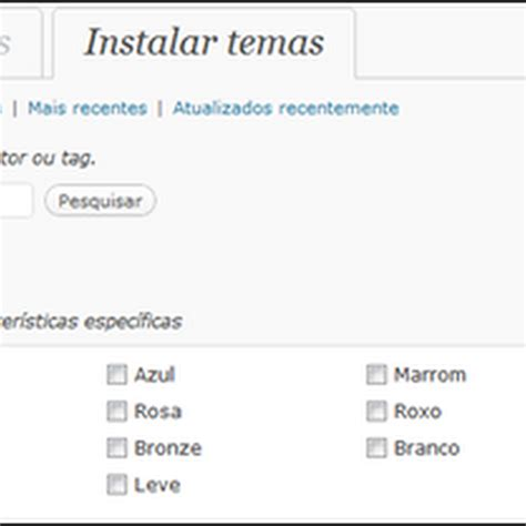 como instalar layout no wordpress como instalar um tema no wordpress dicas blogger