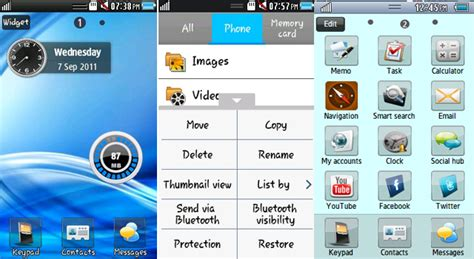 themes samsung wave 3 download my wave 525 new wave 525 themes