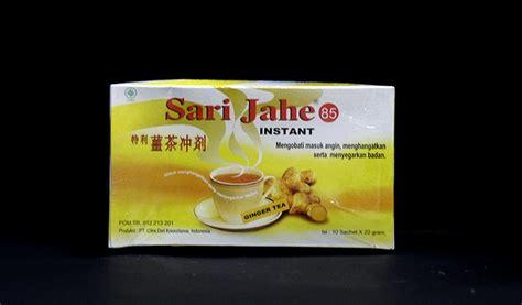 Supplier Citra Syari By sari jahe 85 instant drink drink box products indonesia sari jahe 85 instant drink