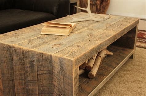 How To Make Reclaimed Wood Coffee Table Reclaimed Wood Coffee Table Modern Coffee Tables Denver By Jw Atlas Wood Co