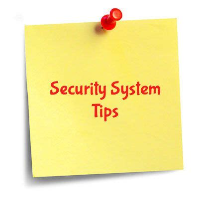 home security tips for 2013 home security system reviews