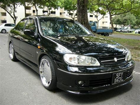 nissan sunny 2005 modified kwanger88 2005 nissan sunny specs photos modification