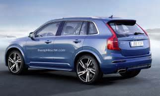 Volvo Xc 30 Volvo Xc40 Rendering Previews Q3 X1 Gla Rival