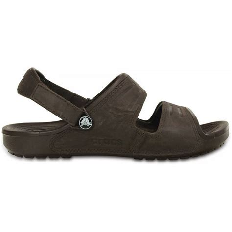 mens crocs sandals crocs mens yukon two sandals