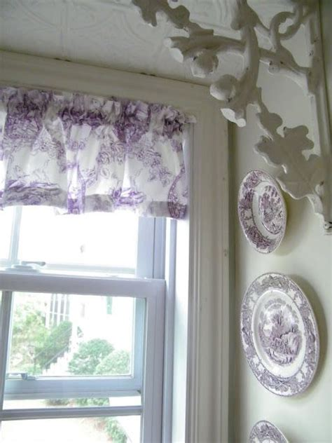 toile kitchen curtains design ideas stuff for sarah 25 best ideas about valances for kitchen on pinterest