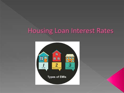 interest rate of housing loan ppt 10 things to know about the new loan rate powerpoint presentation id 7428495