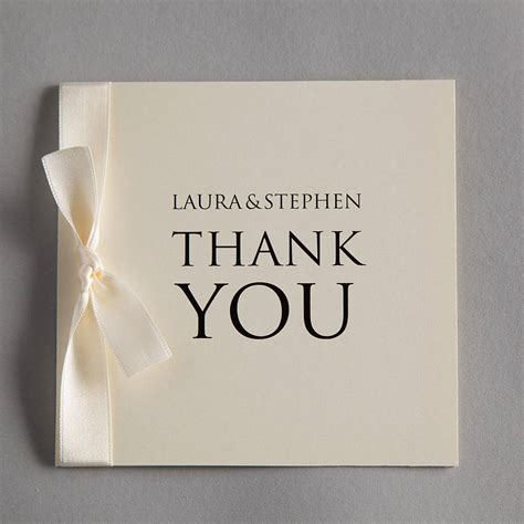 thank you cards thank you card creations images of personalized thank you