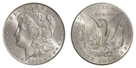 1882 silver dollar cc 1882 cc silver dollars value and prices