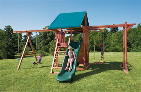Backyard Playground by Backyard Playground Equipment For Grand Stand