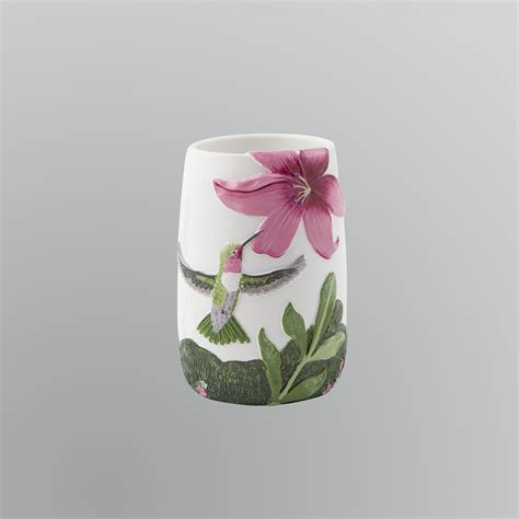 essential home owl bathroom tumbler home bed bath