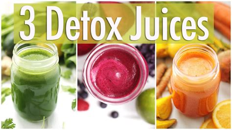 Detox Juice Recipes by 3 Detox Juice Recipes For Healthy Skin Digestion