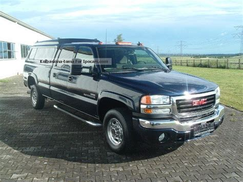 small engine repair training 2006 gmc savana 2500 auto manual 2006 gmc sierra 2500 hd 4x4 duramax car photo and specs